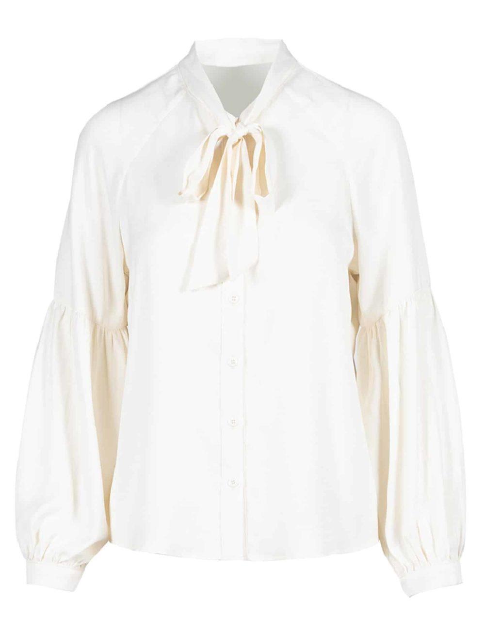 blusa-blanca-volantes-lazo-frontal