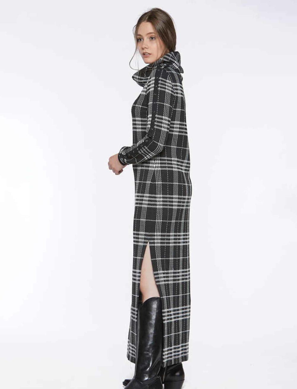 vestido-sudadera-larga-cuadros-lateral